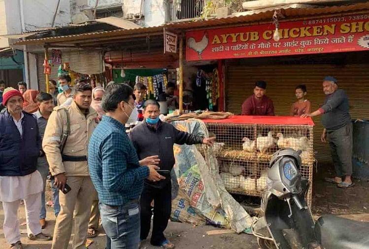 Kanpur: دادستان شهر هیمانشو گوپتا مغازه های گوشت را تعطیل می کند