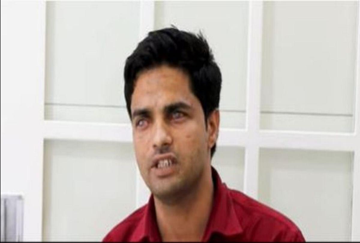 Success Story Of Ias Rakesh Sharma Who Passed Upsc Without Eyes In First  Attempt - Success Story: 2 साल की उम्र में खोई आंखों की रोशनी, पहले ही  प्रयास में Upsc पास