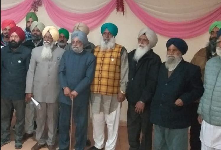 Bhupinder Singh Mann boycotted