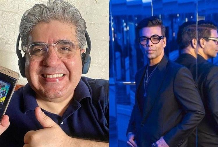 Rajeev Masand Quits Journalism Joins Karan Johar Dharma Cornerstone Agency  - करण जौहर के करीबी पत्रकार ने जर्नलिज्म को कहा अलविदा, अब संभालेंगे फिल्मी  कलाकारों की टैलेंट ...
