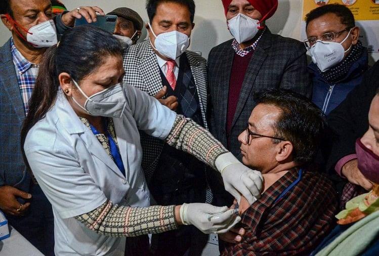 Coronavirus India: पिछले 24 घंटे में सामने आए 13823 नए मामले, 162 ...