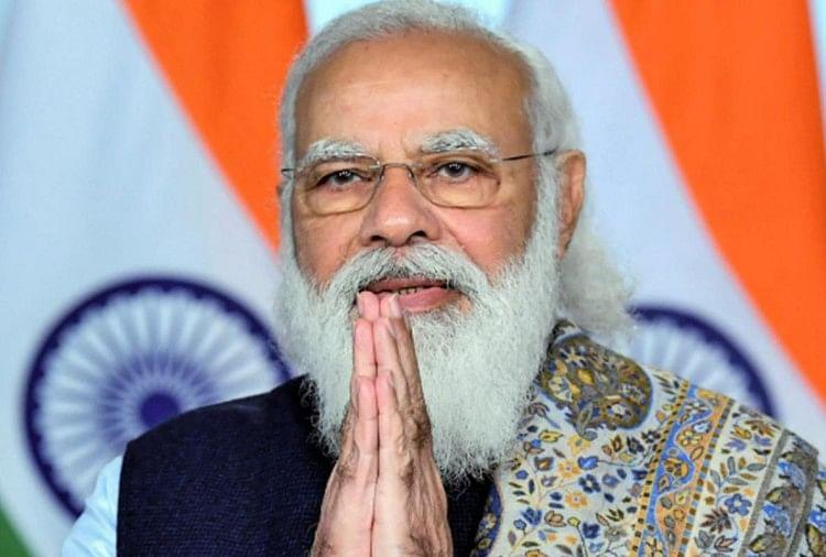 गुजरात : सोमनाथ मंदिर ट्रस्ट के अध्यक्ष बने प्रधानमंत्री मोदी, गृह मंत्री ने साझा की ये तस्वीर