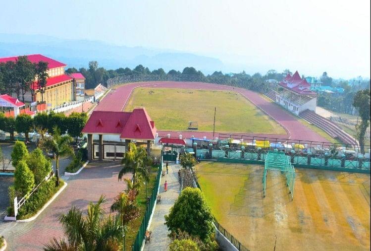 Dharamshala Synthetic Track Will Open Soon, Athletes Will Participate In  State Level Competition - धर्मशाला सिंथेटिक ट्रैक में लौटेगी रौनक, 13-14  फरवरी को दौड़ लगाएंगे धावक - Amar Ujala Hindi News ...