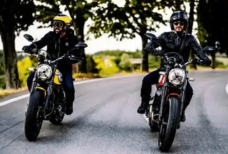Ducati Scrambler BS6