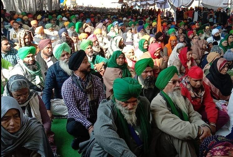 किसानों का एक फरवरी का संसद कूच स्थगित, 30 जनवरी को रखेंगे उपवास