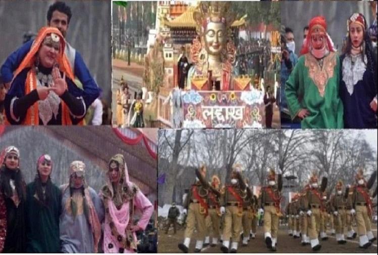 नया कश्मीर, चारों तरफ लहराए तिरंगे, घाटी में पर्यटक प्रसन्न