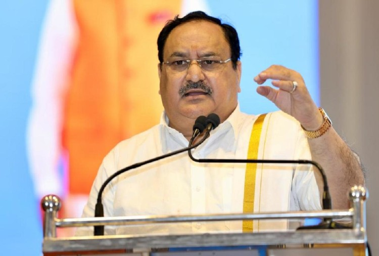 भाजपा के राष्ट्रीय अध्यक्ष जेपी नड्डा काशी से ही प्रयागराज कार्यालय का करेंगे