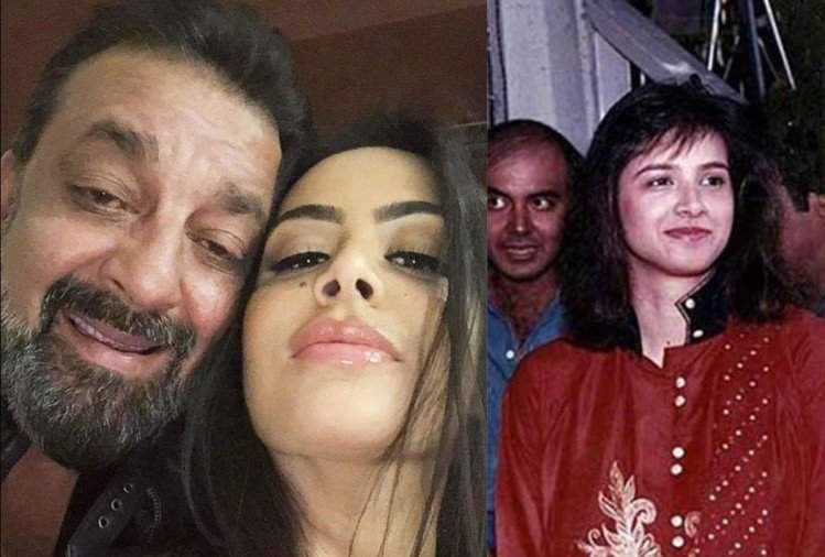 When Sanjay Dutt Was Miffed With Richa Sharma When ...