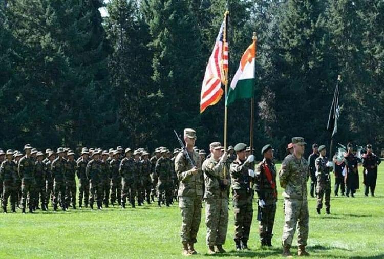 जुटेंगे भारत-अमेरिका के सैनिक, एक-दूसरे से सीखेंगे 'युद्ध कौशल'