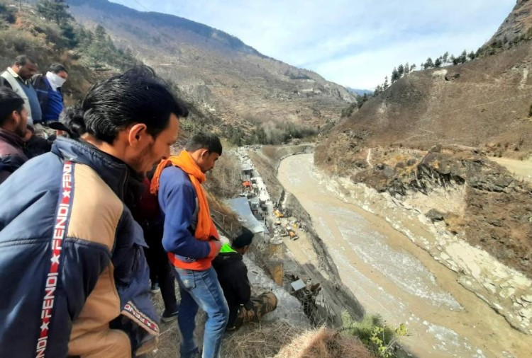 Uttarakhand Chamoli News Uttarakhand Glacier Burst live Updates: today fifth day rescue work continues