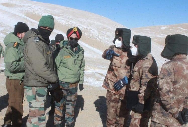 अरुणाचल सेक्टर में घुसपैठ की कोशिश में थे चीनी सैनिक, भारतीय सेना ने खदेड़ा