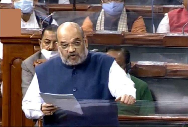 'जम्मू-कश्मीर कब बनेगा पूर्ण राज्य' सवाल पर लोकसभा में गृहमंत्री अमित शाह ने दिया ये जवाब