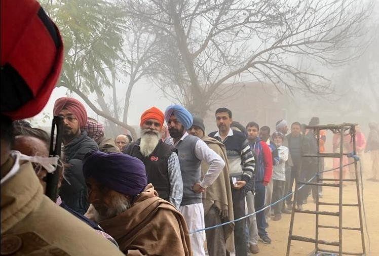 MC Election Punjab in Amritsar