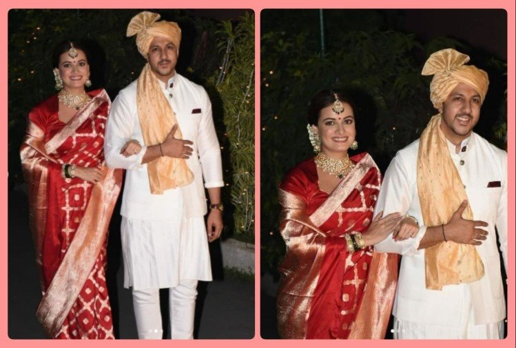 Dia Mirza, businessman Vaibhav Rekhi get married