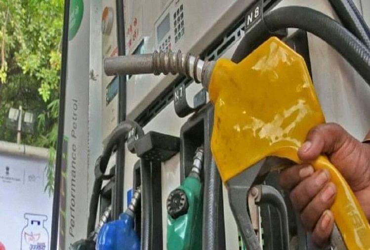 Petrol Diesel Price : पंजाब में पेट्रोल का भाव 91.86 रुपये, डीजल बिक रहा 82.90 रुपये प्रति लीटर