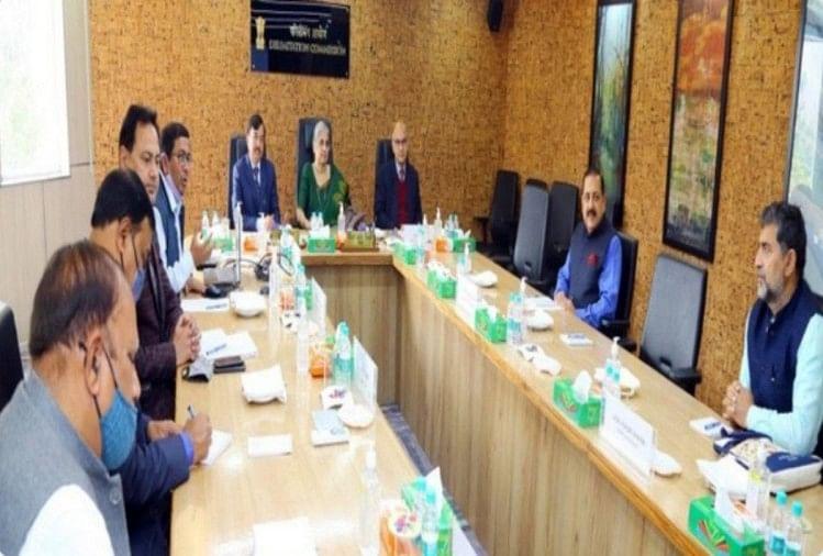परिसीमन आयोग की दिल्ली में आज बैठक, तैयार होगा परामर्श का खाका