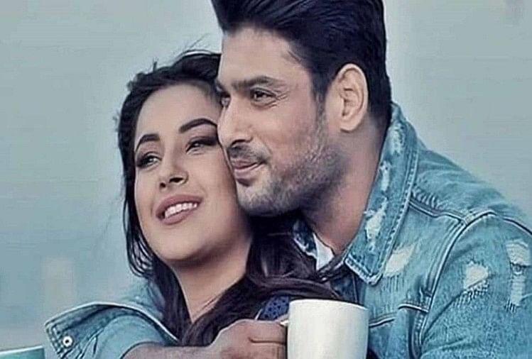 बिग बॉस कपल सिद्धार्थ शुक्ला शहनाज गिल ने गुपचुप रचा ली शादी, रिपोर्ट का दावा - Entertainment News: Amar Ujala