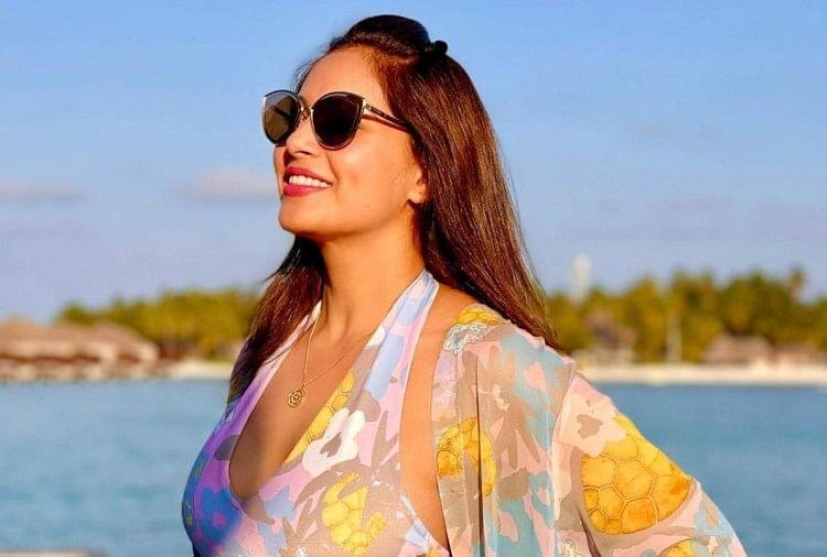 Bipasha Basu Vacation In Maldives With Husband Karan Singh ...
