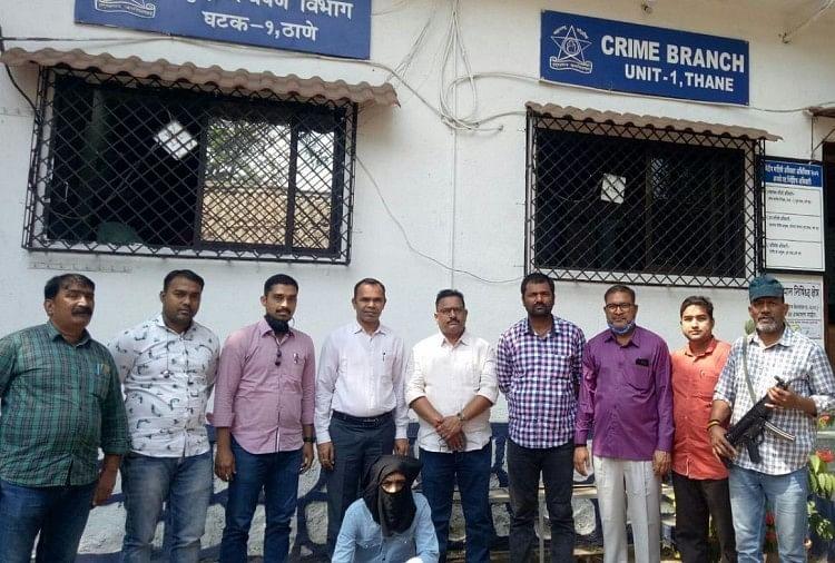 उत्तर प्रदेश का 50 हजार का इनामी बदमाश मुंबई में गिरफ्तार