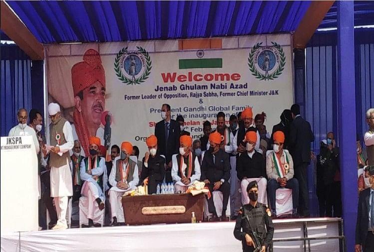 सैनिक फार्म में शांति सम्मेलन का आयोजन