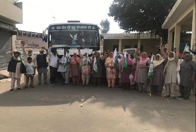 कृषि कानूनों के विरोध में आवाज बुलंद करेंगी पंजाब की महिलाएं