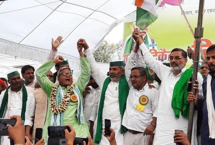 Farmers Will Protest In Front Of Fci Offices Across The Country By Gherao On April 5 - आज भारतीय खाद्य निगम कार्यालयों के सामने प्रदर्शन करेंगे किसान, मनाएंगे एफसीआई बचाओ दिवस -