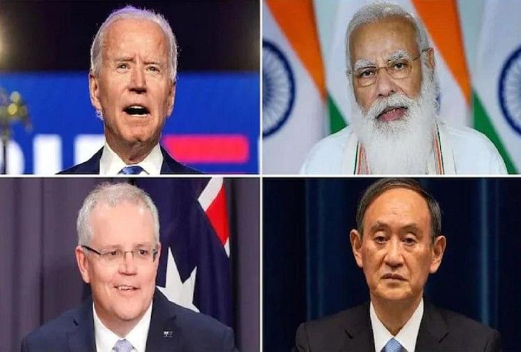 आज क्वाड देशों की पहली बैठक, हिंद-प्रशांत क्षेत्र में सहयोग पर पीएममोदी करेंगे चर्चा