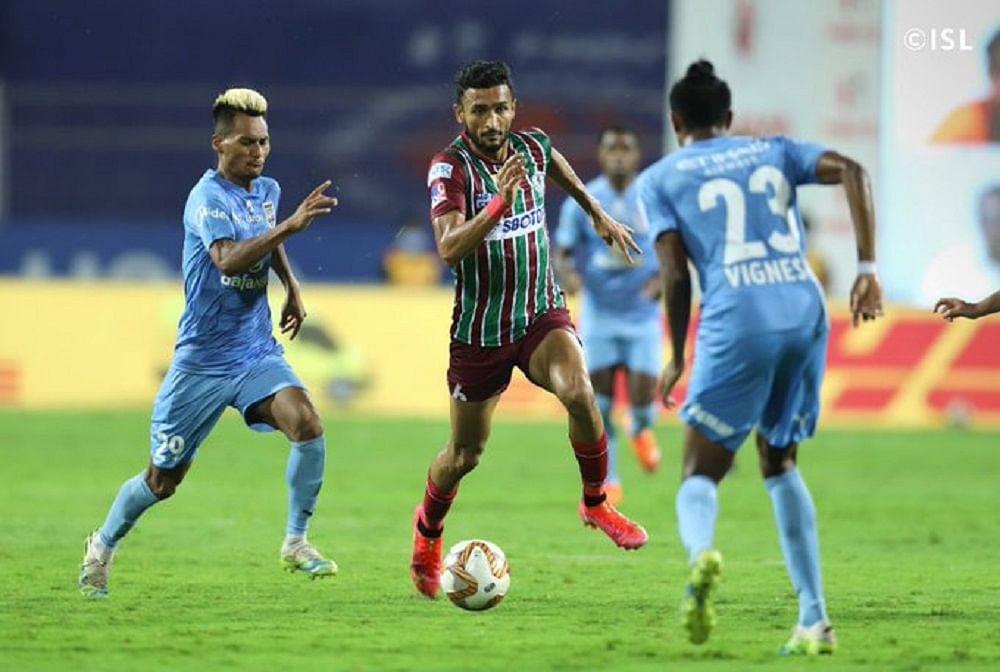 ATK vs Mumbai City FC