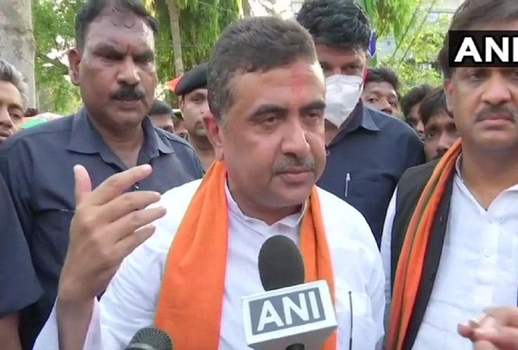 बंगाल: भाजपा नेताओं पर बरसे सुवेंदु अधिकारी, बोले- कुछ नेताओं के अति आत्मविश्वास से पार्टी हारी चुनाव