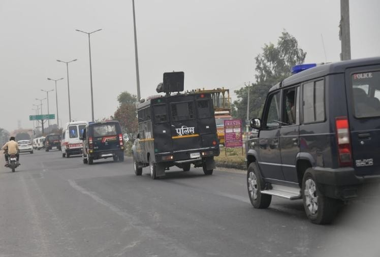 Mukhtar Ansari rescued from media eyes
