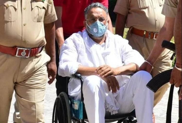 Mukhtar Ansari recovers in 15 hours