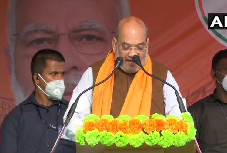 west bengal assembly election 2021 live updates home minister amit shah road show, mamata banerjee