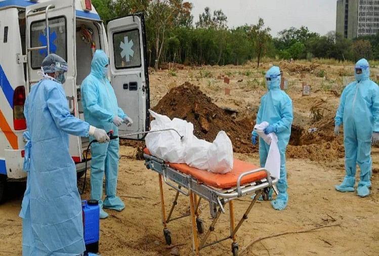 Covid 19 Deaths: Every Other Death From Corona Occurred Within 48 Hours Of  Hospitalization - हालात बिगड़े: अस्पताल में भर्ती होने के 48 घंटे में हुई  कोरोना से हर दूसरी मौत -