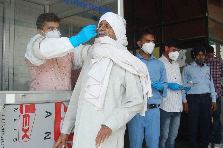 Corona Infected Two People Dead, 57 Cases Positive - कोरोना संक्रमित दो  लोगों की मौत, 57 केस पॉजिटिव मिले - Kaithal News