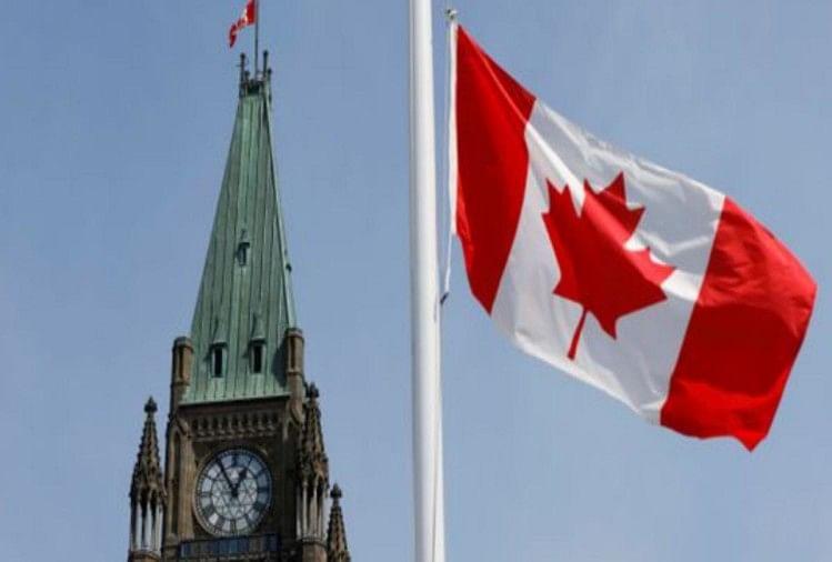 कनाडा का झंडा (प्रतीकात्मक तस्वीर)