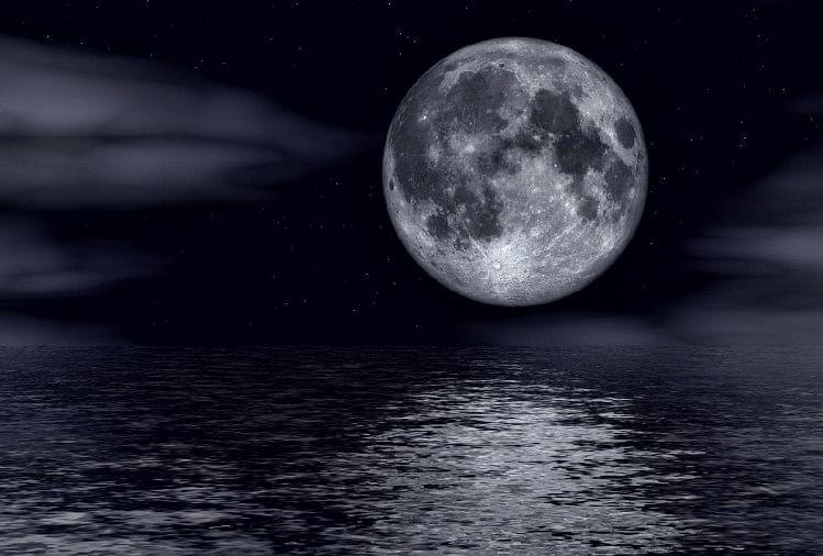 पूर्णिमा का चांद