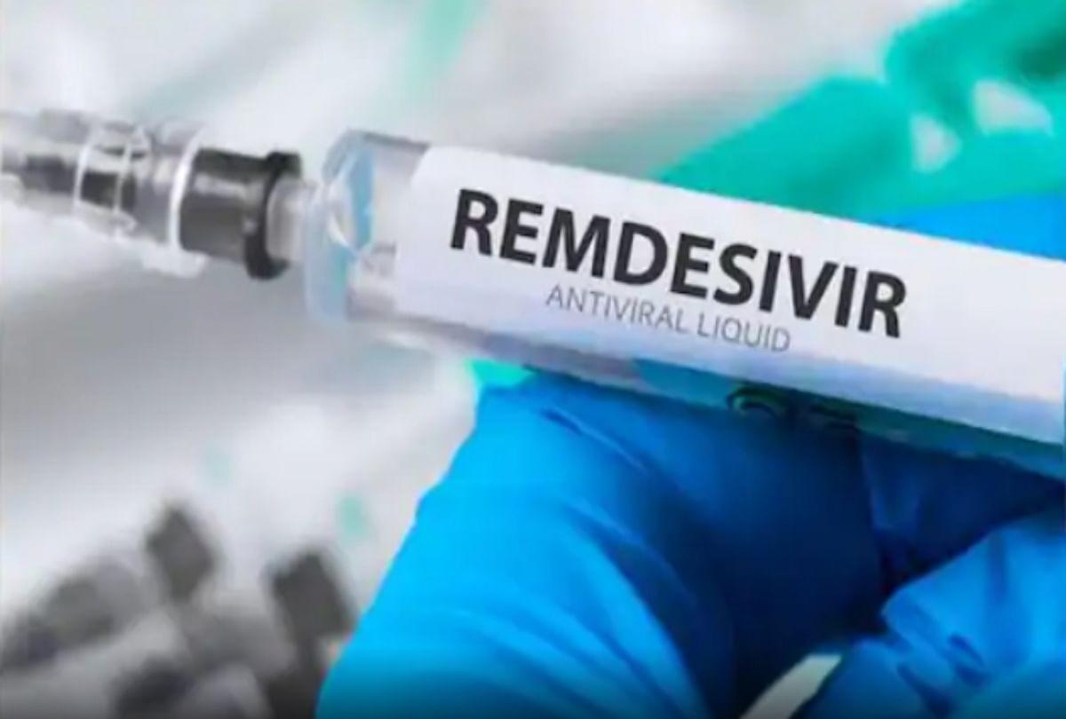 Remdesivir injections