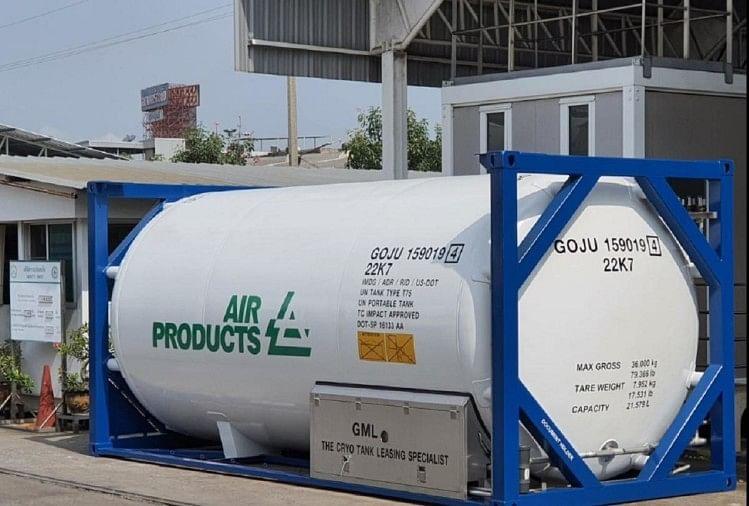 ऑक्सीजन का 25 मीट्रिक टन अतिरिक्त कोटा, आज पहुंचेगा टैंकर