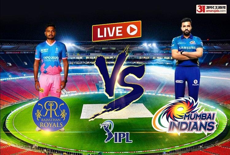 MI vs RR, IPL2021 Streaming Cricket: Rohit wins toss, Mumbai opts to field; Rajasthan to bat first