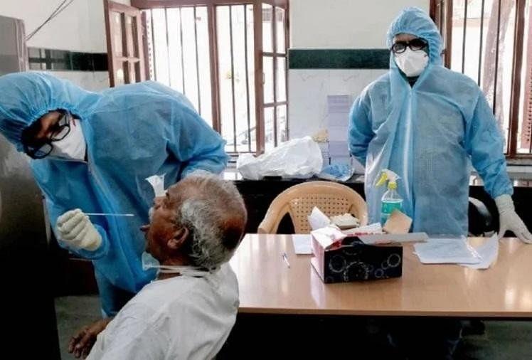 बिगड़ रहे हालात : रिकॉर्ड 7041 नए कोरोना संक्रमित मिले, 138 की गई जान