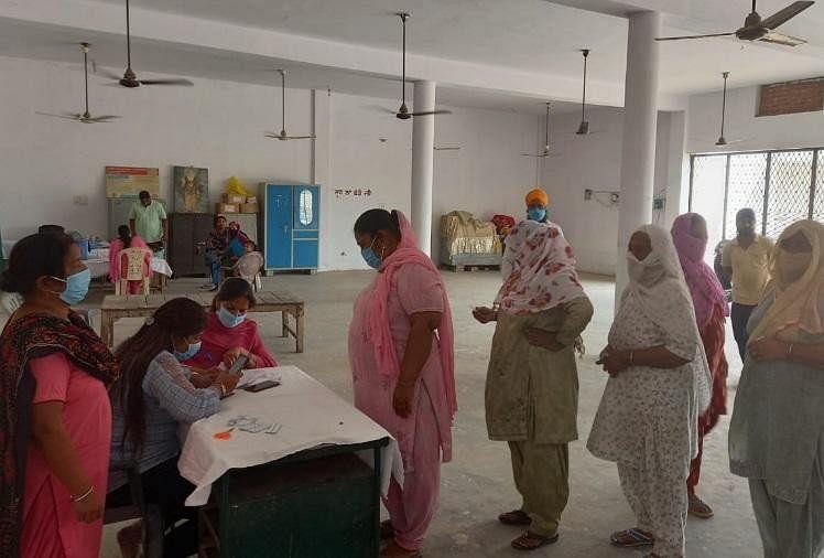 #Ladengecoronase: पंजाब के इस गांव ने कोरोना को रोका, पॉजिटिविटी दर एक फीसदी से भी कम