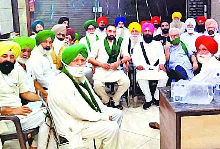 एलान: लॉकडाउन के विरोध में आए किसान संगठन, आठ मई को पंजाब में खुलवाएंगे सभी बाजार