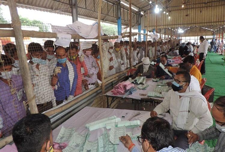 कन्नौज पंचायत चुनाव (फाइल फोटो)