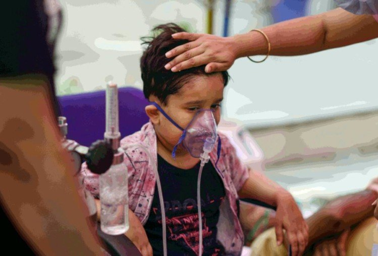 कोरोना की तीसरी लहर में संक्रमित बच्चों के अधिक गंभीर बीमार होने के साक्ष्य नहीं