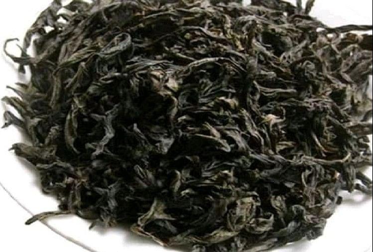 डा-होंग पाओ चाय की पत्ती