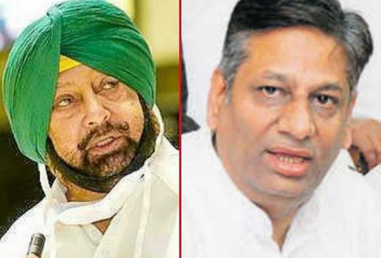 नहीं थम रहा पंजाब कांग्रेस का विवाद: अब पूर्व मंत्री अश्विनी सेखड़ी ने कैप्टन के खिलाफ खोला मोर्चा