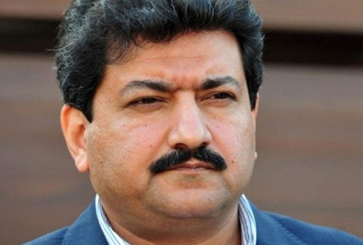 حمید میر روزنامه نگار ارشد پاکستانی
