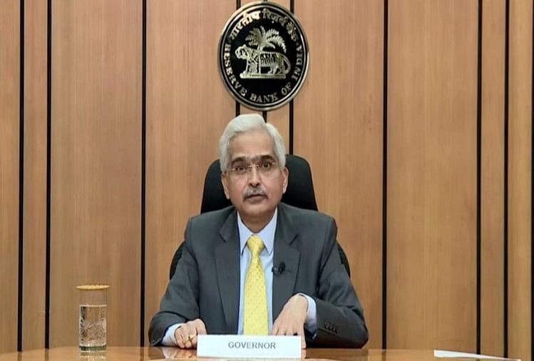 RBI Monetary Policy 2021: भारतीय रिजर्व बैंक के गवर्नर शक्तिकांत दास