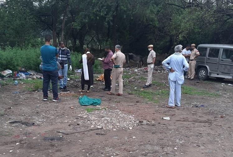 चंडीगढ़ में वारदात: रेलवे पुलिस को मिली युवक की लाश, शव पर थे चोटों के निशान