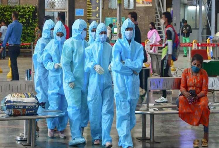 चिंता: बीते 24 घंटे में संक्रमण के 41 हजार से अधिक मामले, 460 लोगों की मौत